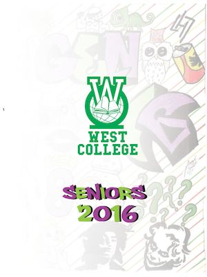 Generación West College 2016