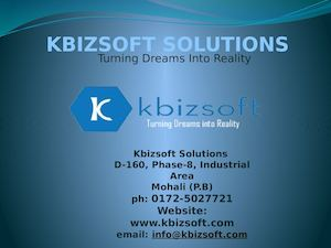 Kbizsoft Solutions | SEO | Web Development | Web Designing
