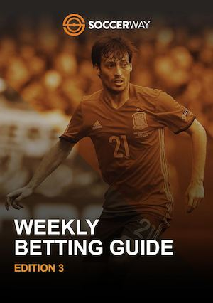 Soccerway Weekly Betting Guide: Edition 3