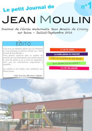 Journal Jean Moulin