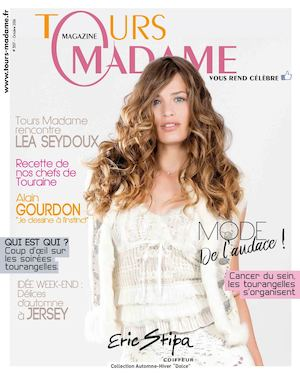 Tours Madame Octobre 2016 - N°357