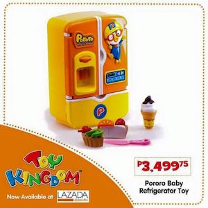 Grow Your Pororo Collection With This Pororo Baby Refrigerator Toy From Toy Kingdom 86503