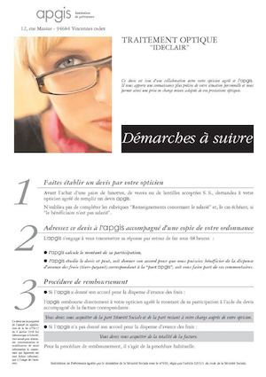 Devis Optique Ideclair