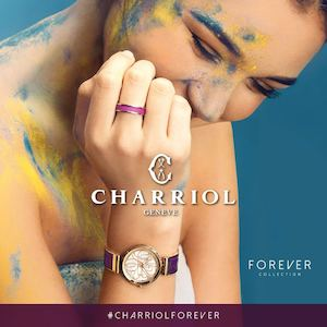 Released In Fabulous New Colors Moods Discover Forever Watch Line From Charriol 86535