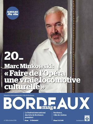 Bordeaux mag - Octobre 2016