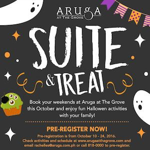 Enjoy Fun Halloween Activities With Your Family At Aruga At The Grove Register Until Oct 24 2016 86632