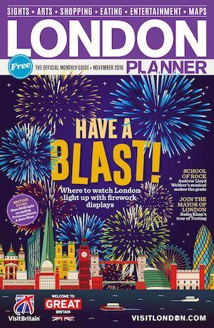 Calaméo - London Planner November 2016