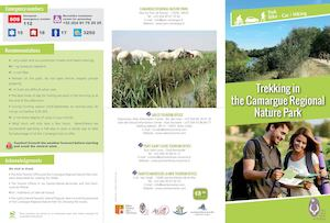 Trekking in the Camargue Regional Nature Park, 14 tours to discover the Regional Nature Park by bike, by car or on foot