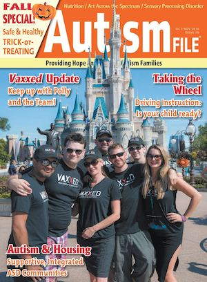 Autism File Magazine October-November 2016
