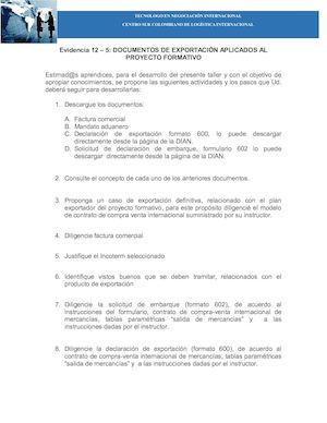 Evidencia 12 6 Documentos De Export Proy Form