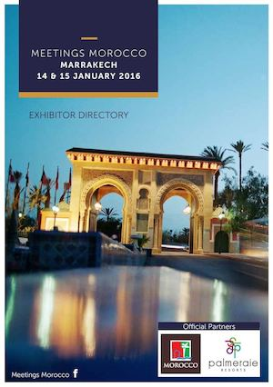Catalogue Meetings Morocco 2016