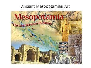 calaméo l4 ancient mesopotamian art