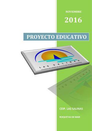 Calaméo - Proyecto Educativo 2016