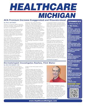 Healthcare Michigan November 2016