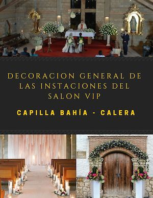 Decoracion General De Las Instaciones Del Salon Vip