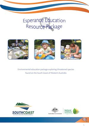 Esperance Education Resource Package