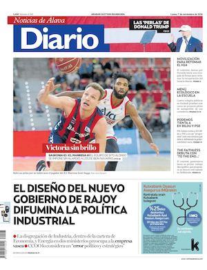 Calaméo - Diario de Noticias de Álava 20161107 dd7f16bbc14