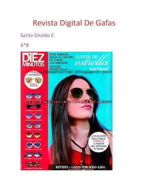 Revista Digital De Gafas
