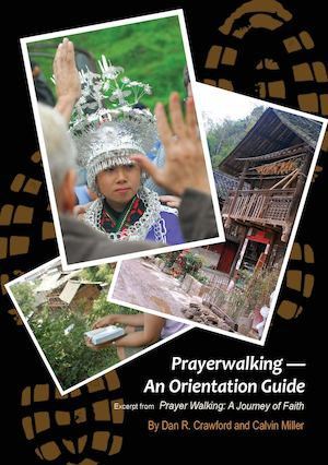 Prayer Walk Guide