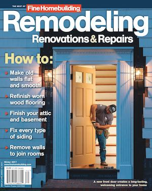 Fine Homebuilding SIP52 Preview