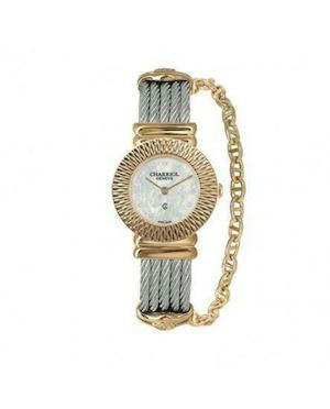 Buy This Mother Of Pearl St Tropez Art Deco Watch For Only 1715 From Charriol 87448