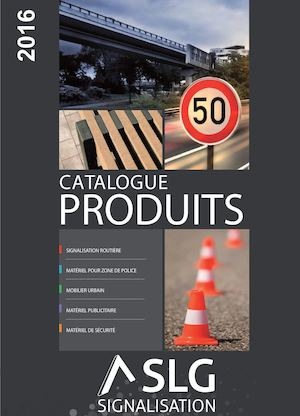Catalogue 2016 SLG Signalisation Compressed
