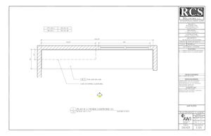 Shop Drawings 16103a