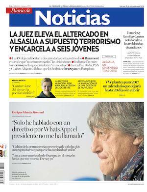 Calaméo Diario de Noticias 20161115
