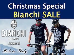 Christmas Special Bianchi Apparel SALE