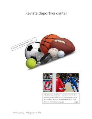 Revista Deportiva Digital