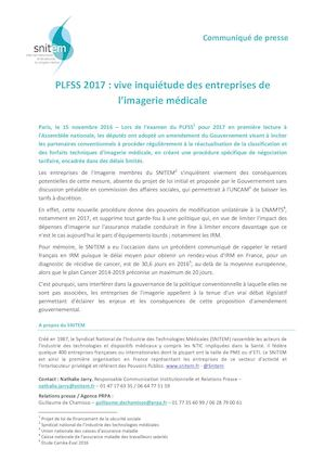 CP IMAGERIE & PLFSS 2017