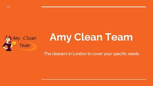 London's Amy Clean Team