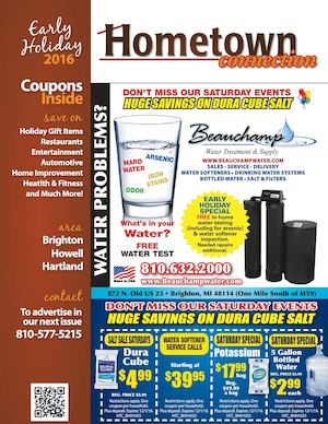 Hometown Connection Magazine - Brighton, Howell, Hartland