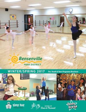 Winter 2016/Spring 2017 Youth & Teen Programs Brochure