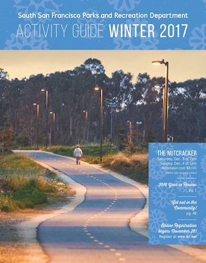 South San Francisco Winter 2017 Activity Guide