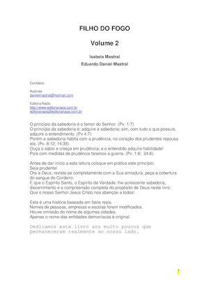 b9792f98e7e Calaméo - Daniel Mastral - Filho Do Fogo - Volume 2