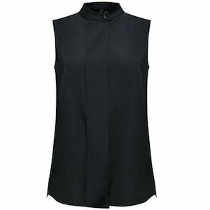 Get This Black Sleeveless Ladies Blouse For Only P998 At Kamiseta Stores 87532