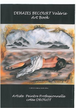 Art Book de Valérie DEHAIES BECOURT 2016