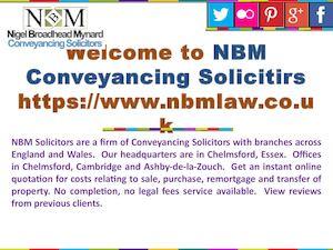 Calaméo - Conveyancing solicitors fees