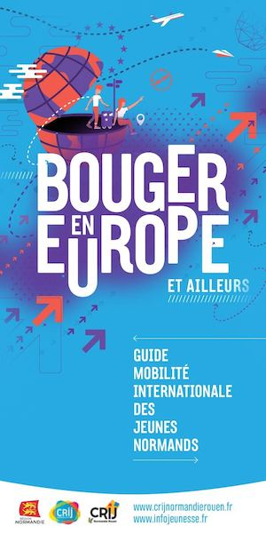 "Guide normand ""Bouger en Europe""2016"