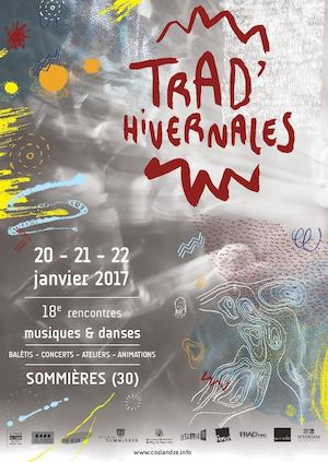 Trad'hivernales 2017 programme