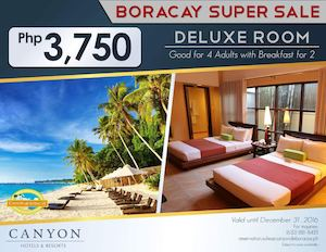 Enjoy 50 Off On Boracay Rooms At Canyon Woods Resort Club Valid Until December 31 2016 87687