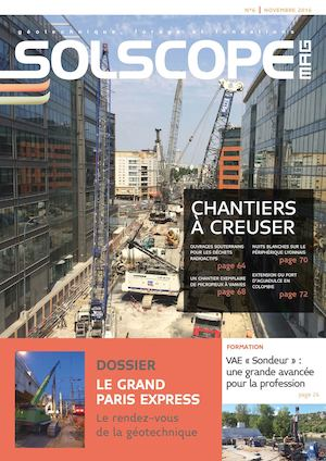 Solscope N6 - Dossier Grand Paris