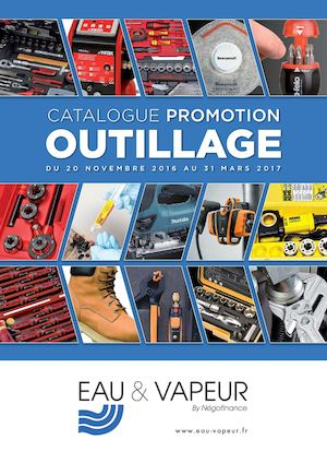 Catalogue Outillage 2016 2017