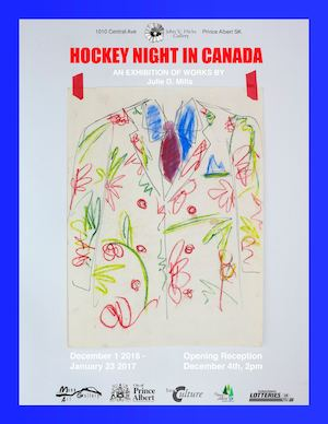 Hockey Night In Canada Poster