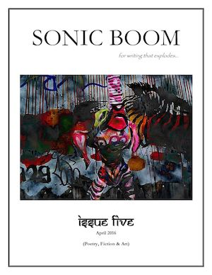 Sonic Boom Issue Five