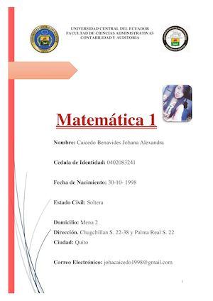 Calaméo - Desigualdades Y Funciones (1)