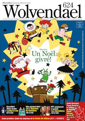 1f2b95cd9 Calaméo - Wolvendael magazine n°624 décembre 2016