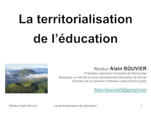 Iadt Bouvier Territorialisation Education