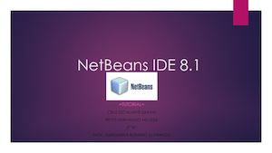 Tutorial Net Beans (1)